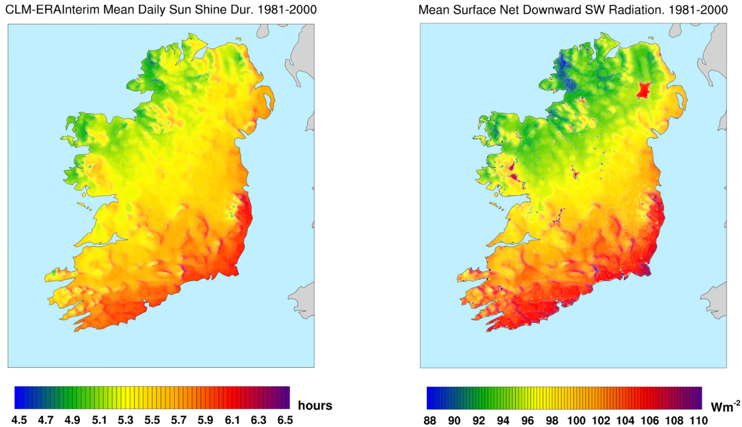 Simulated Solar Energy Datasets (1981-2015)