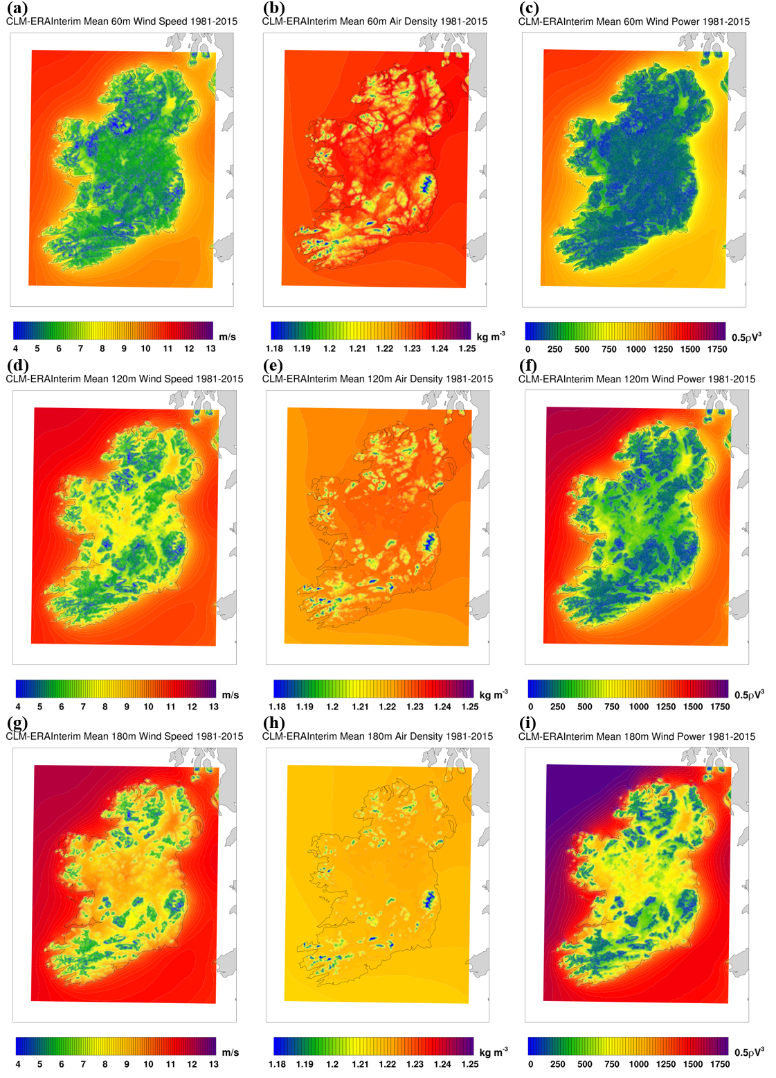 High-Resolution Solar and Wind Energy Datasets for Ireland | ICHEC