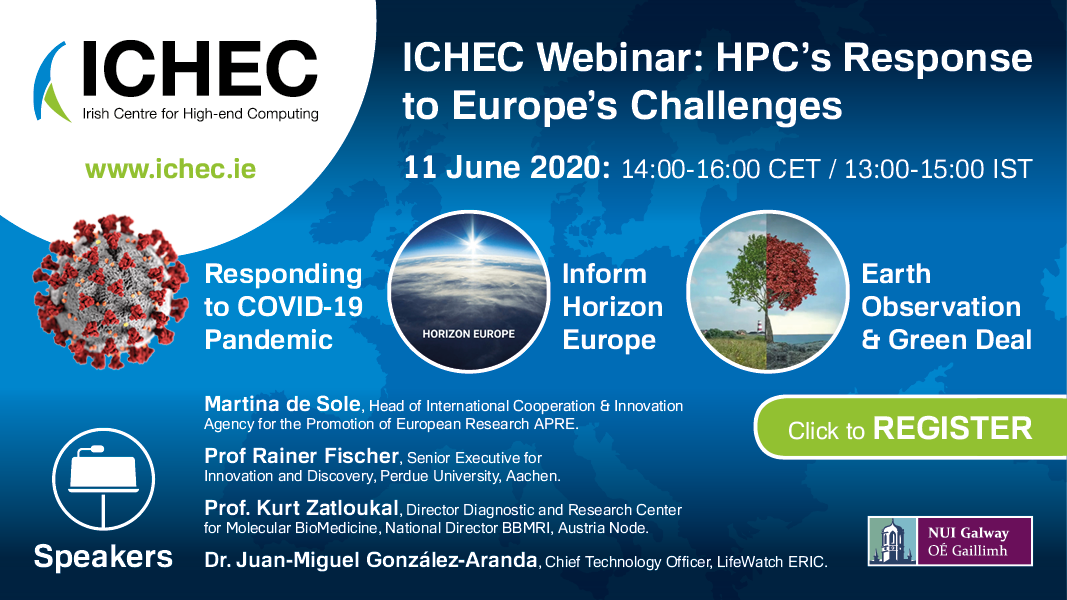 /HPC's Response to Europe's Challenges