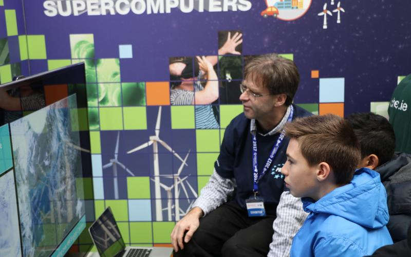 BT Young Scientist & Technology Exhibition 2017