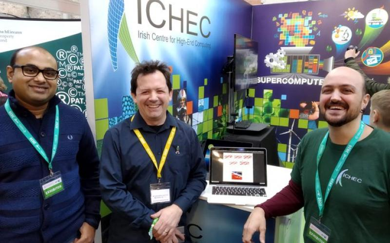 ICHEC at BT Young Scientist 2020