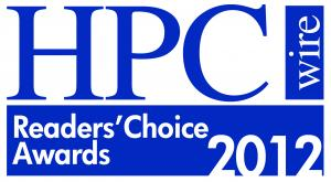 HPC Readers Choice Awards 2012