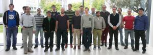 ICHEC HPC course at UCD, June 2015