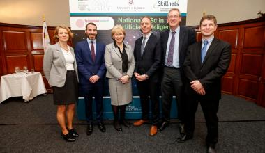 Limerick AI Masters Launch