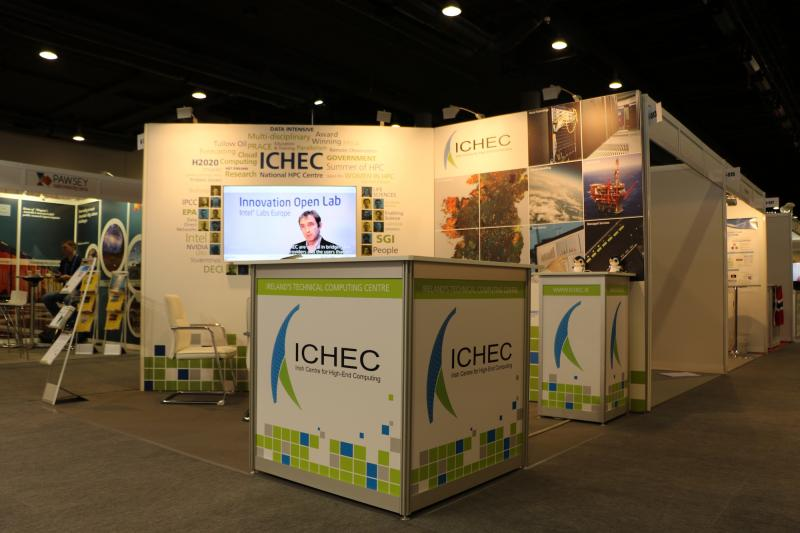 ISC Booth
