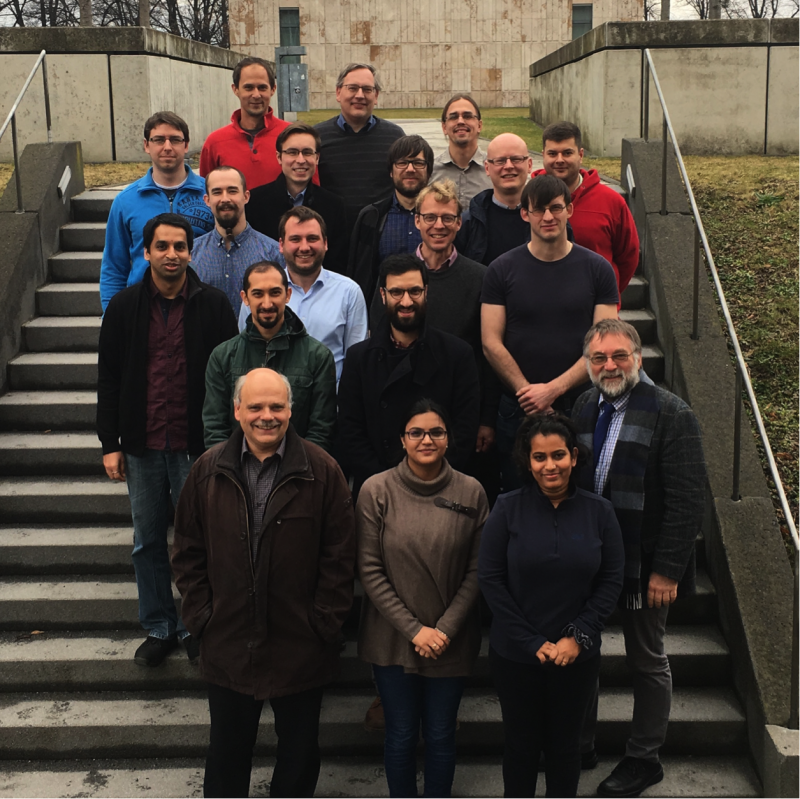 READEX team at F2F meeting at ZIH, Dresden Feb 2017